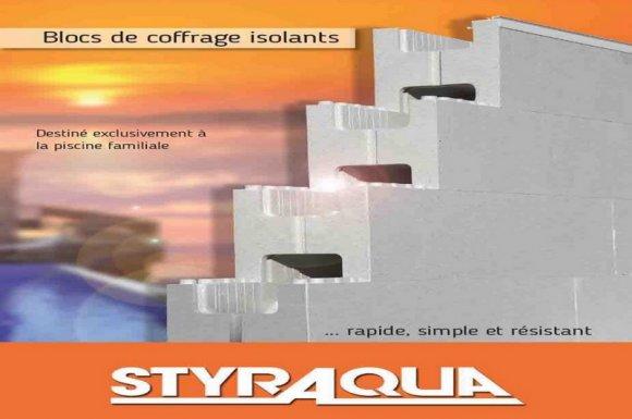 Piscine polystyrène Autun