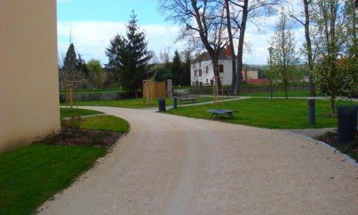 Engazonnement Chalon-sur-Saône